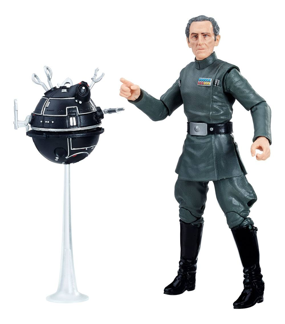 Star Wars Black Series Action Figure 2018 Grand Moff Tarkin (Episode IV) 15 cm