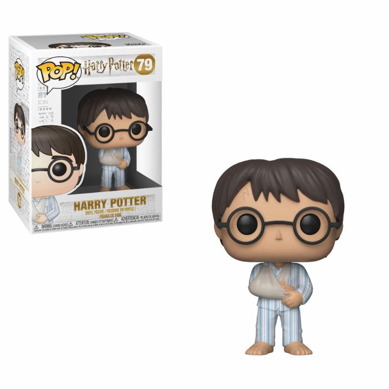 Harry Potter POP! Movies Vinyl Figure Harry Potter (PJs) 9 cm