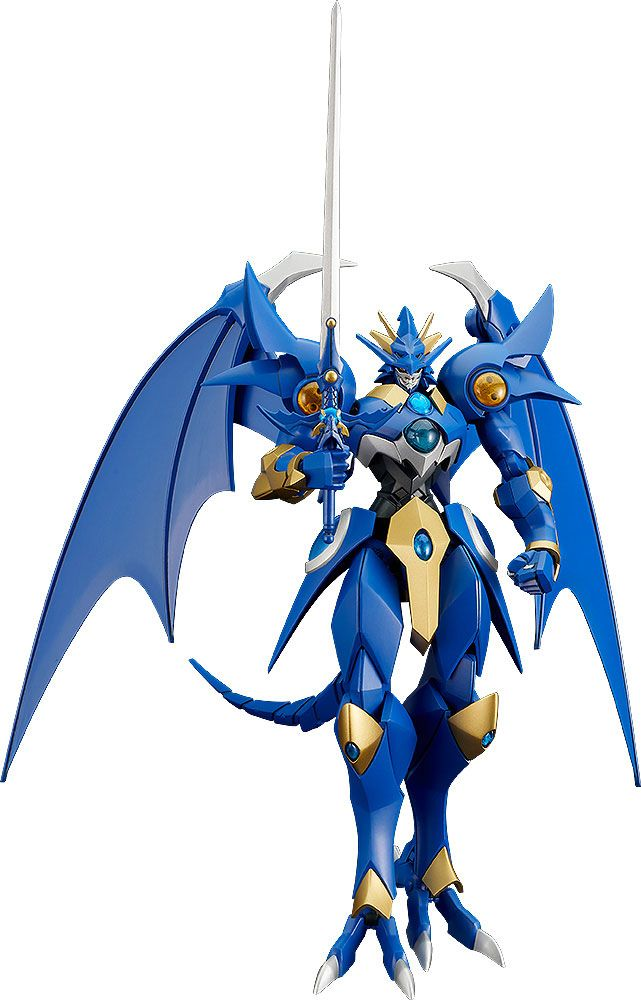 Magic Knight Rayearth Moderoid Plastic Model Kit Ceres, the Spirit of Water 16 cm