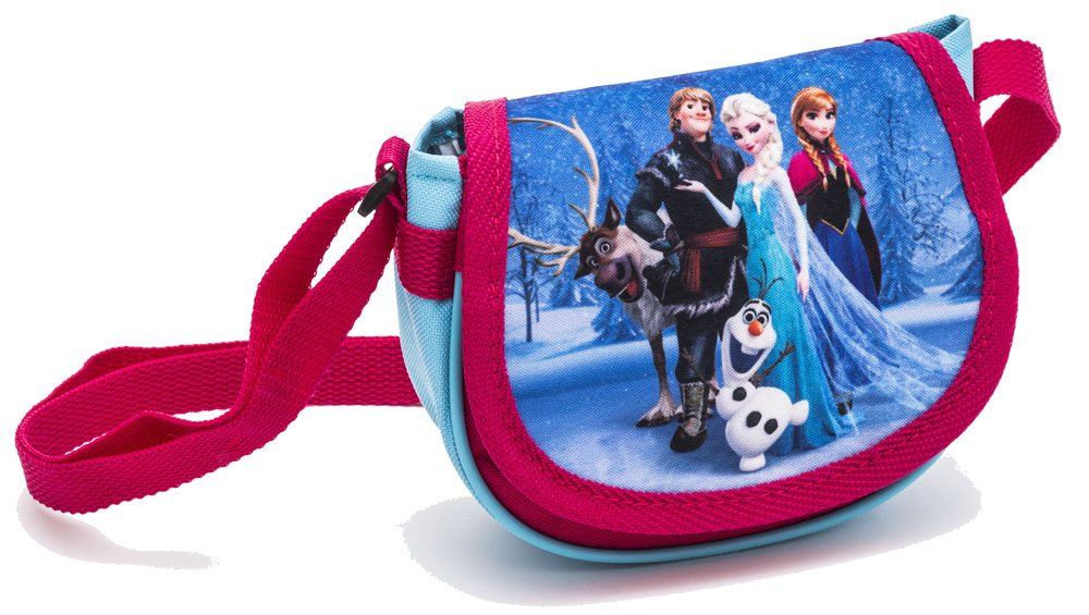 Frozen Shoulder Bag Characters