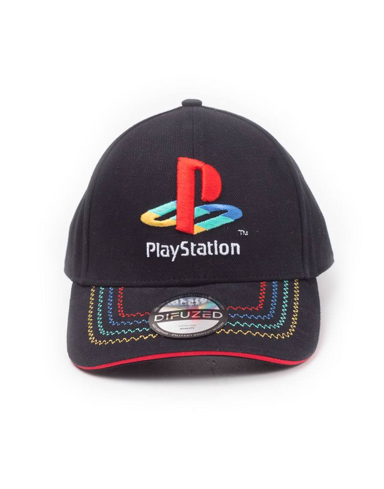 PlayStation Baseball Cap Retro Logo
