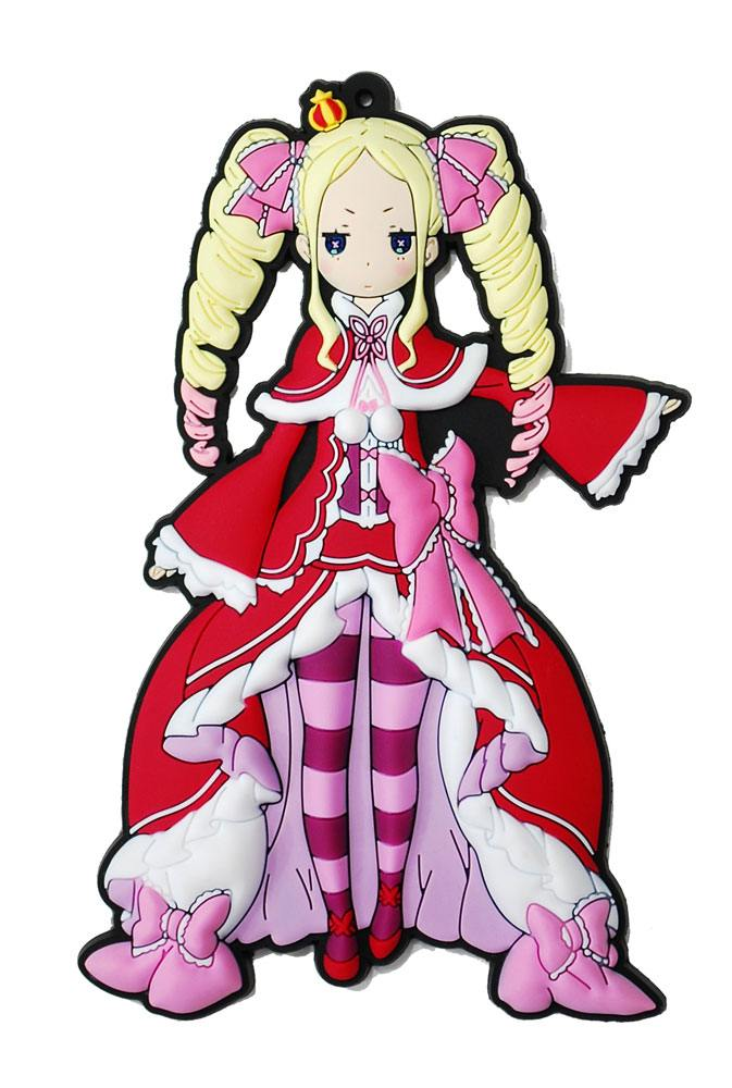 Re:ZERO -Starting Life in Another World- Rubber Strap Beatrice 15 cm