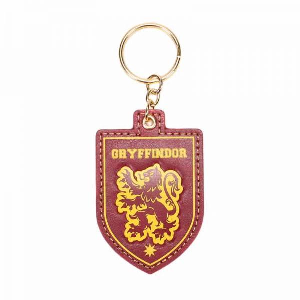 Harry Potter PU Keychain Gryffindor Crest 15 cm