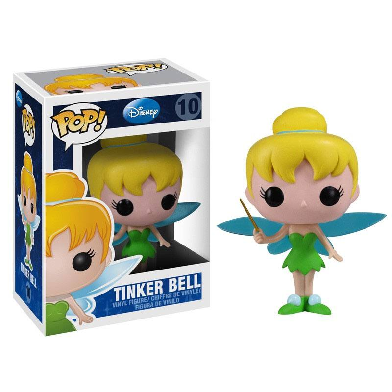 Disney POP! Vinyl Figure Tinkerbell 10 cm