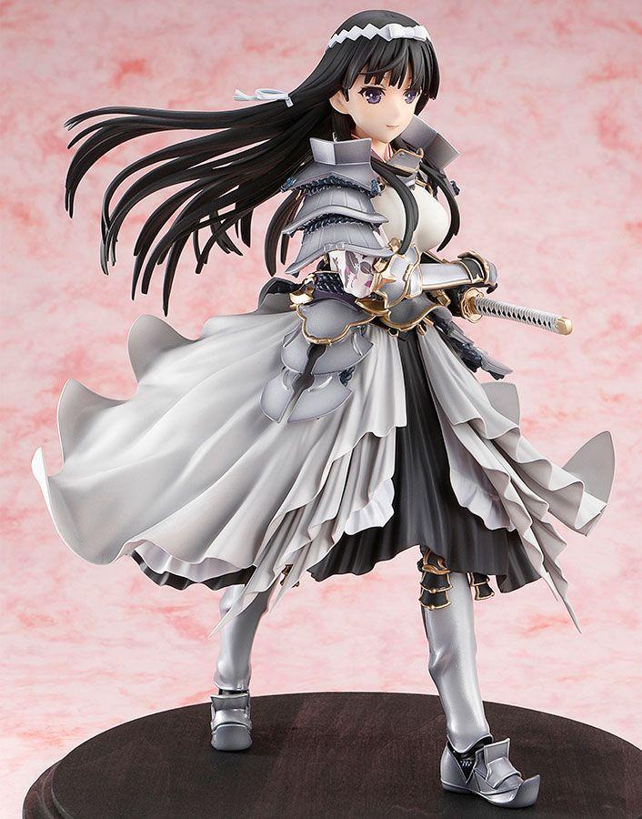 Rance X PVC Figure 1/7 Kenshin Uesugi 24 cm