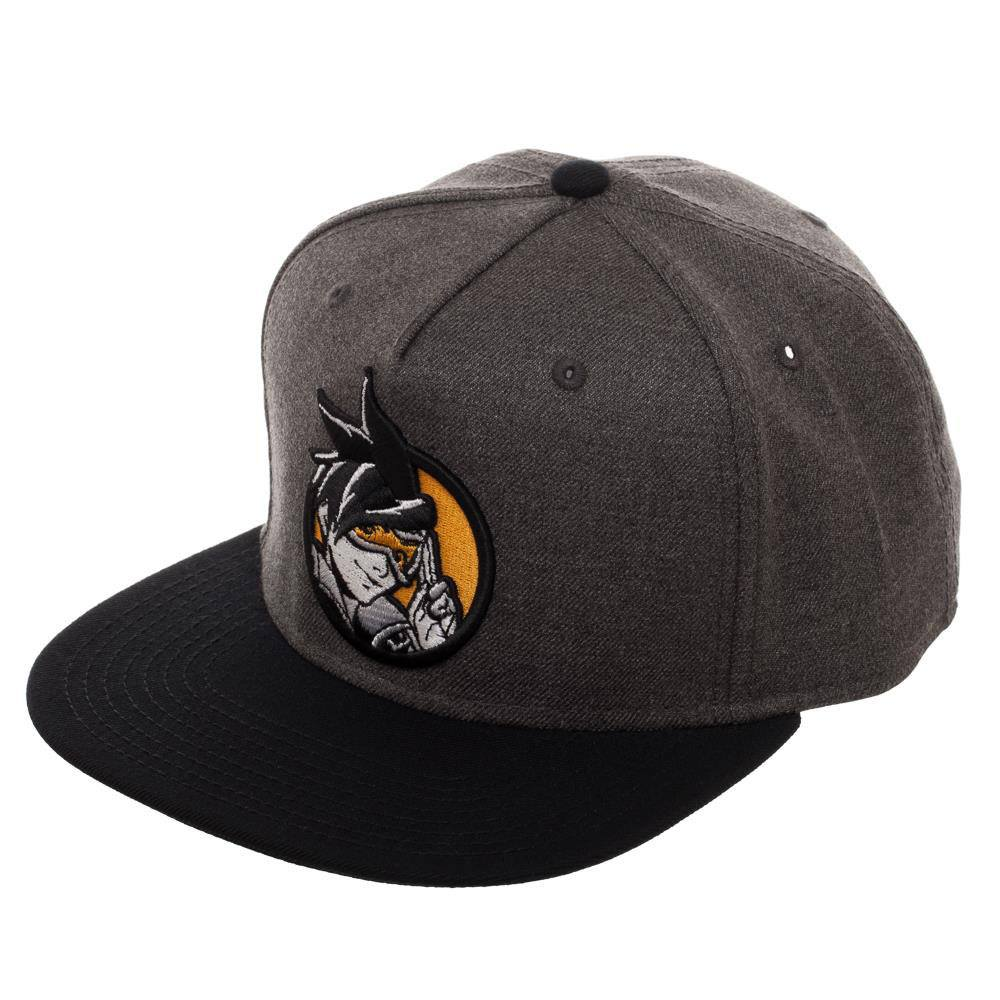 Overwatch Snap Back Cap Tracer