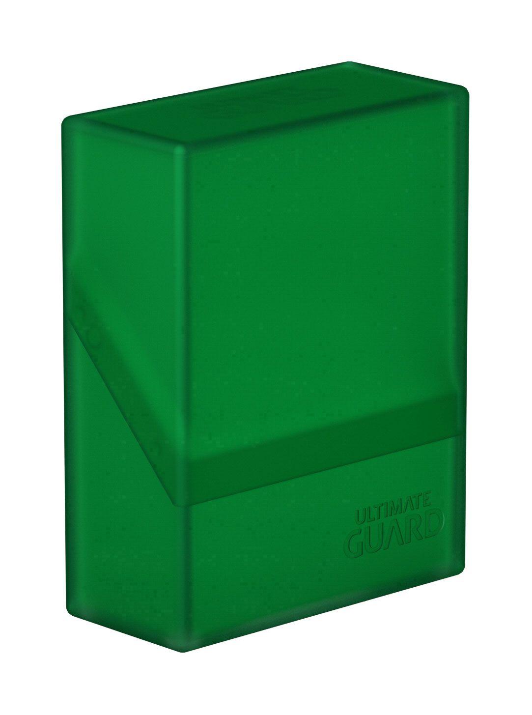 Ultimate Guard Boulder™ Deck Case 40+ Standard Size Emerald