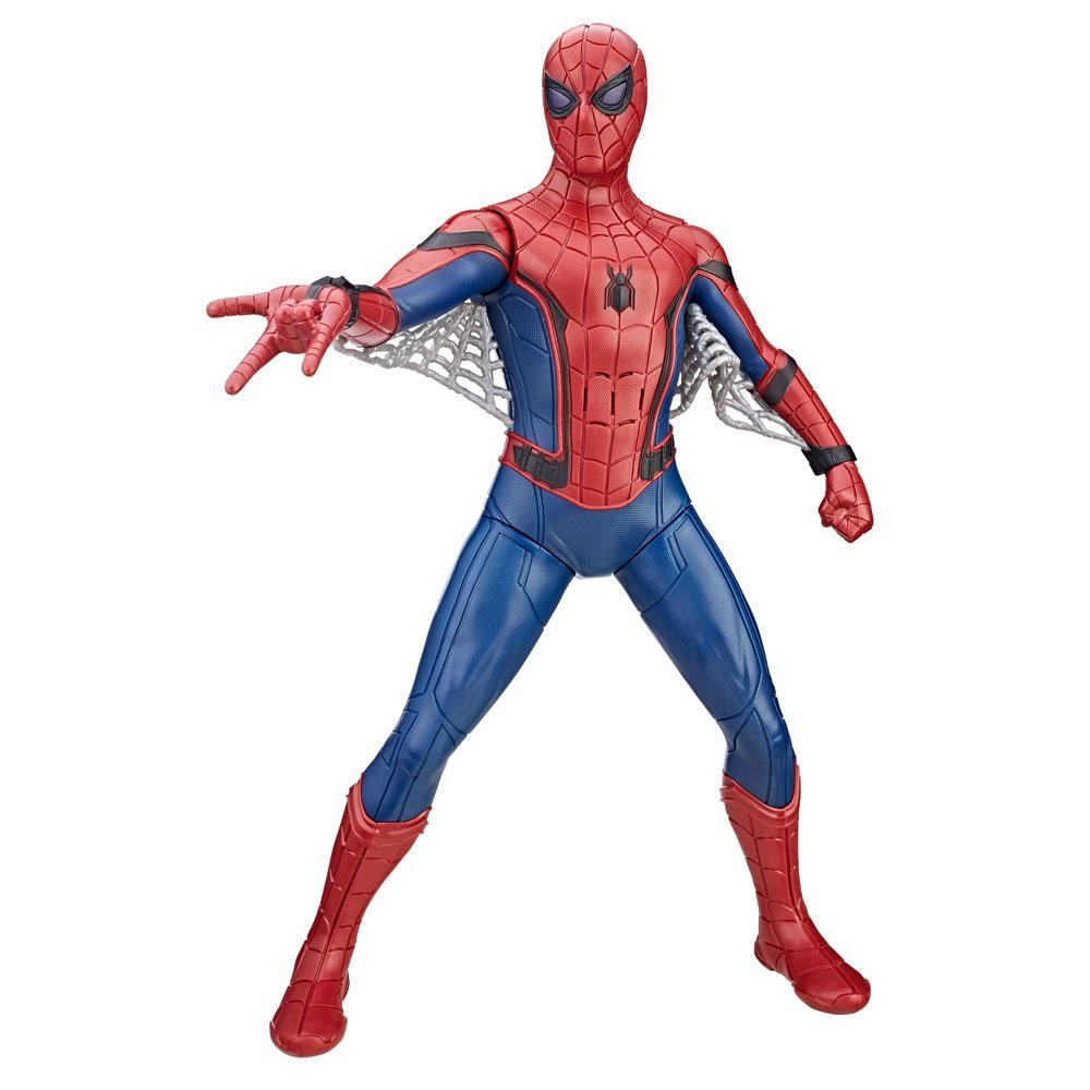 Spider-Man Homecoming Titan Hero Action Figure Tech Suit Spider-Man 38 cm - German Version