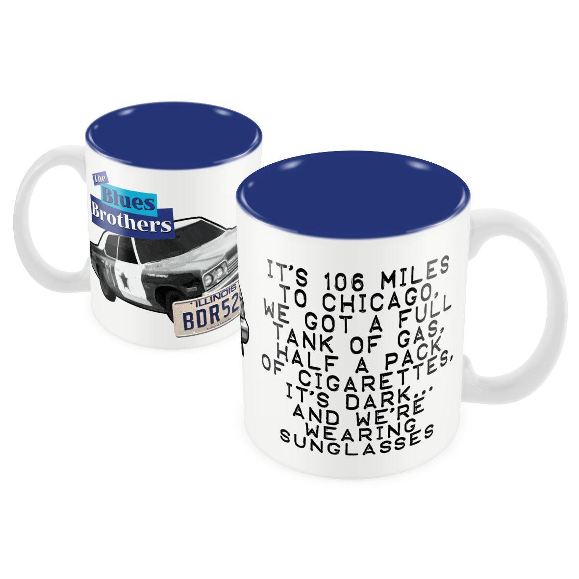 Blues Brothers Mug Cadillac