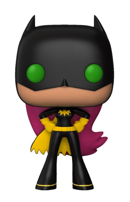 Teen Titans Go! POP! Vinyl Figure Starfire as Batgirl 9 cm