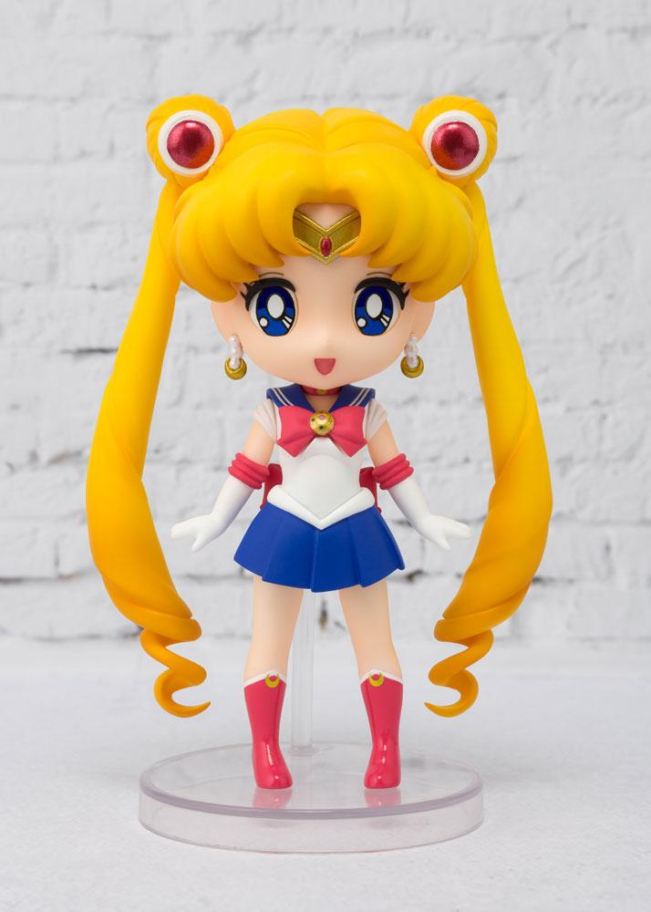 Sailor Moon Figuarts mini Action Figure Sailor Moon 9 cm