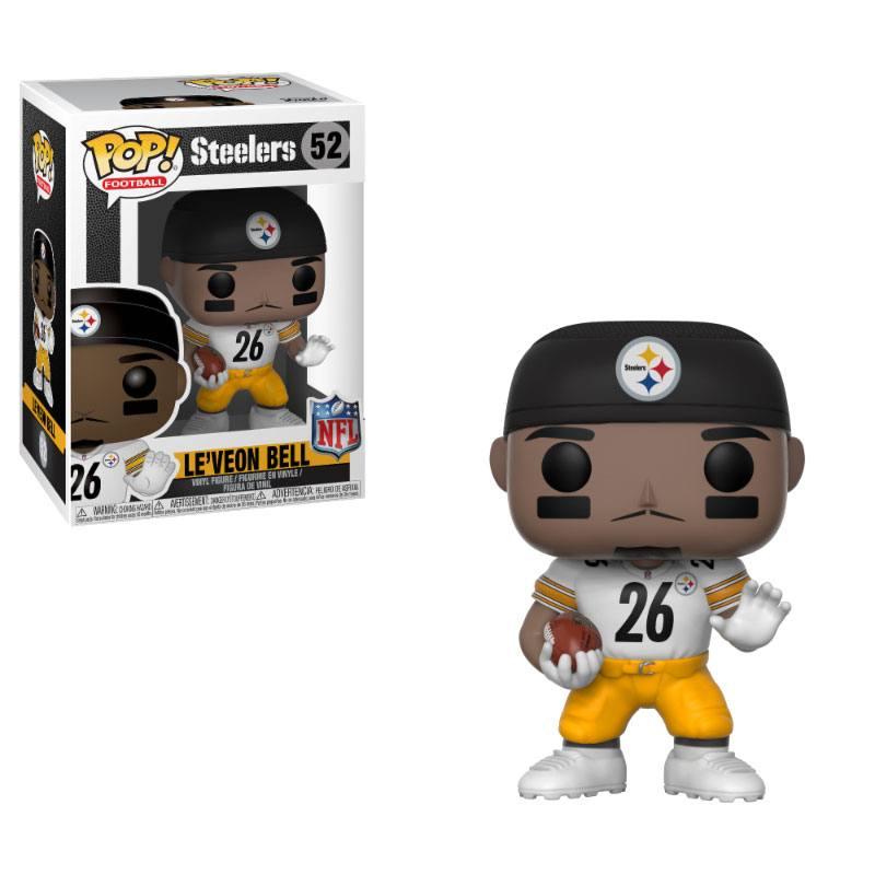 NFL POP! Football Vinyl Figure Le'Veon Bell (Steelers) 9 cm