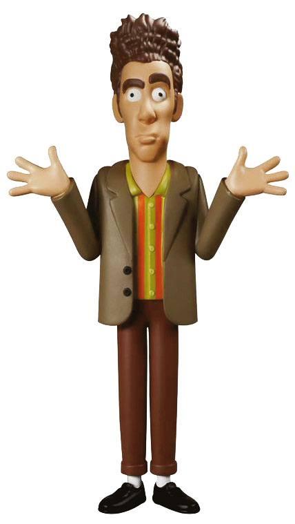Seinfeld Vinyl Sugar Figure Vinyl Idolz Kramer 20 cm