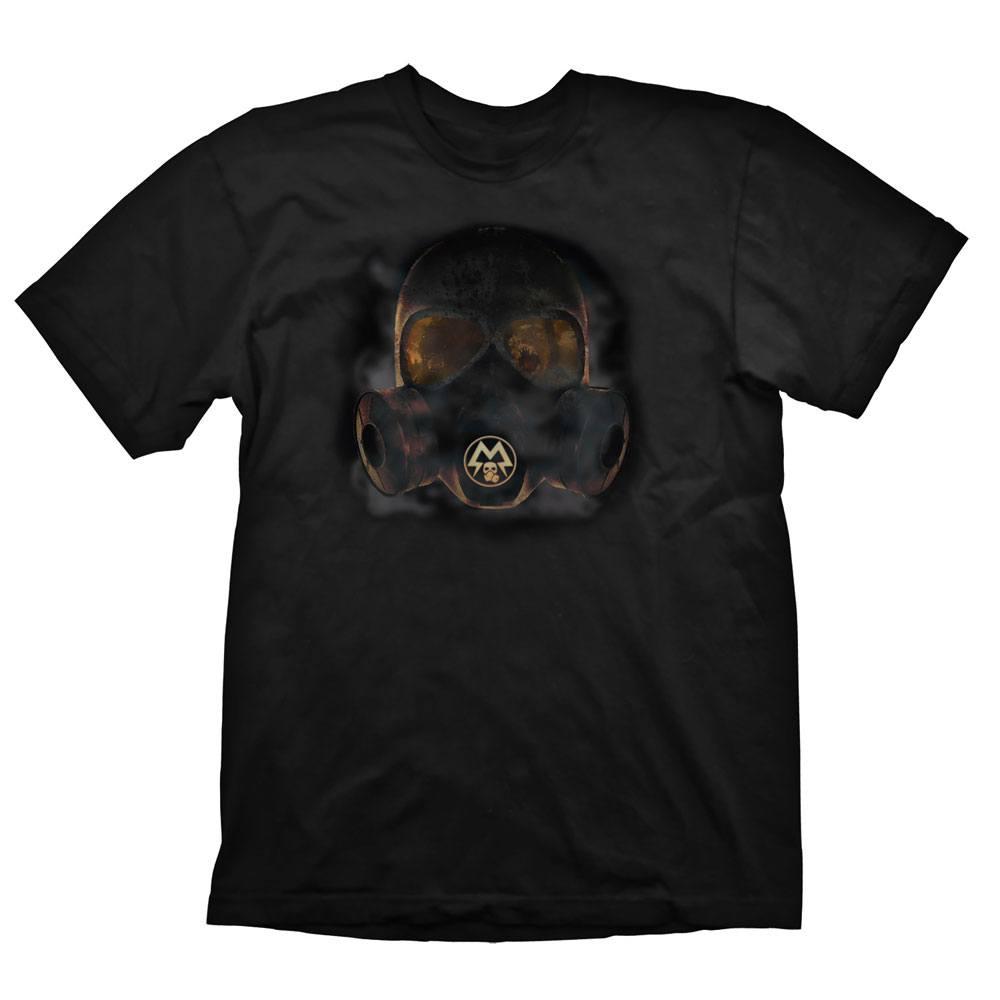 Metro Exodus T-Shirt Spartan Helmet Size M
