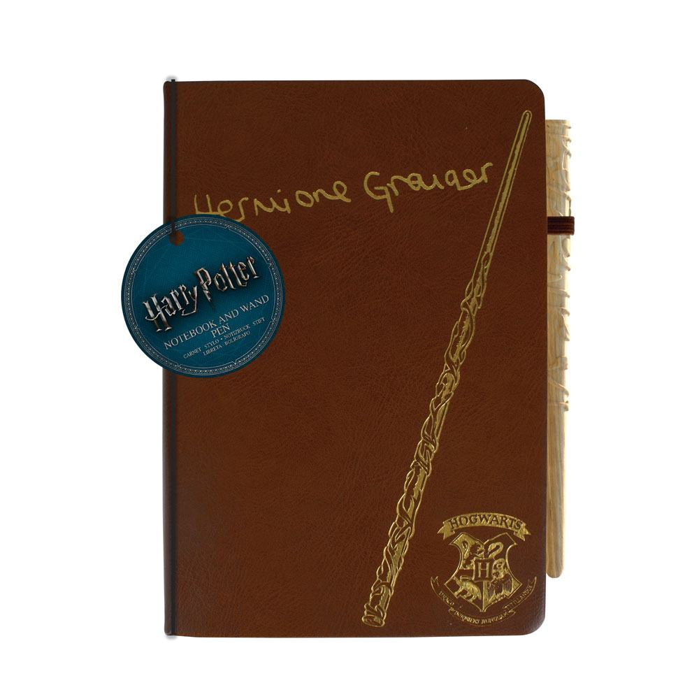 Harry Potter Notebook with Pen Hermione