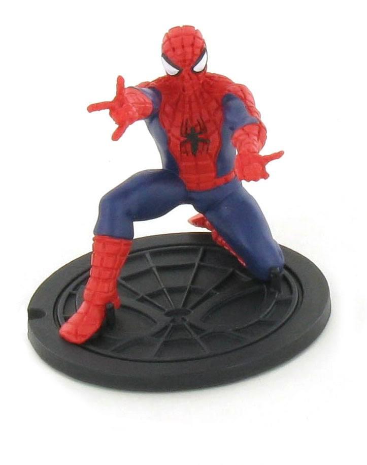 Ultimate Spider-Man Mini Figure Spider-Man (Bent Down) 7 cm