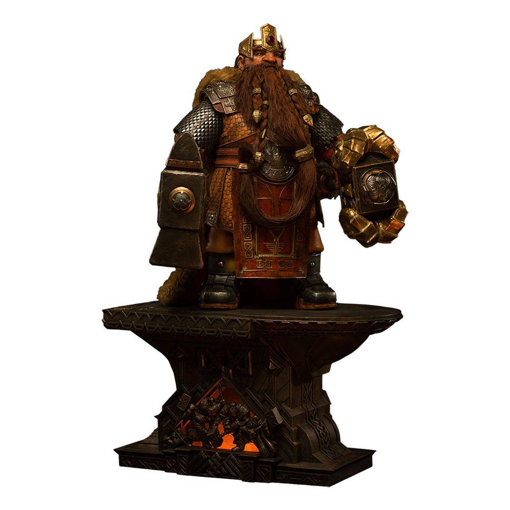 Warcraft Epic Series Premium Statue Magni Bronzebeard 65 cm