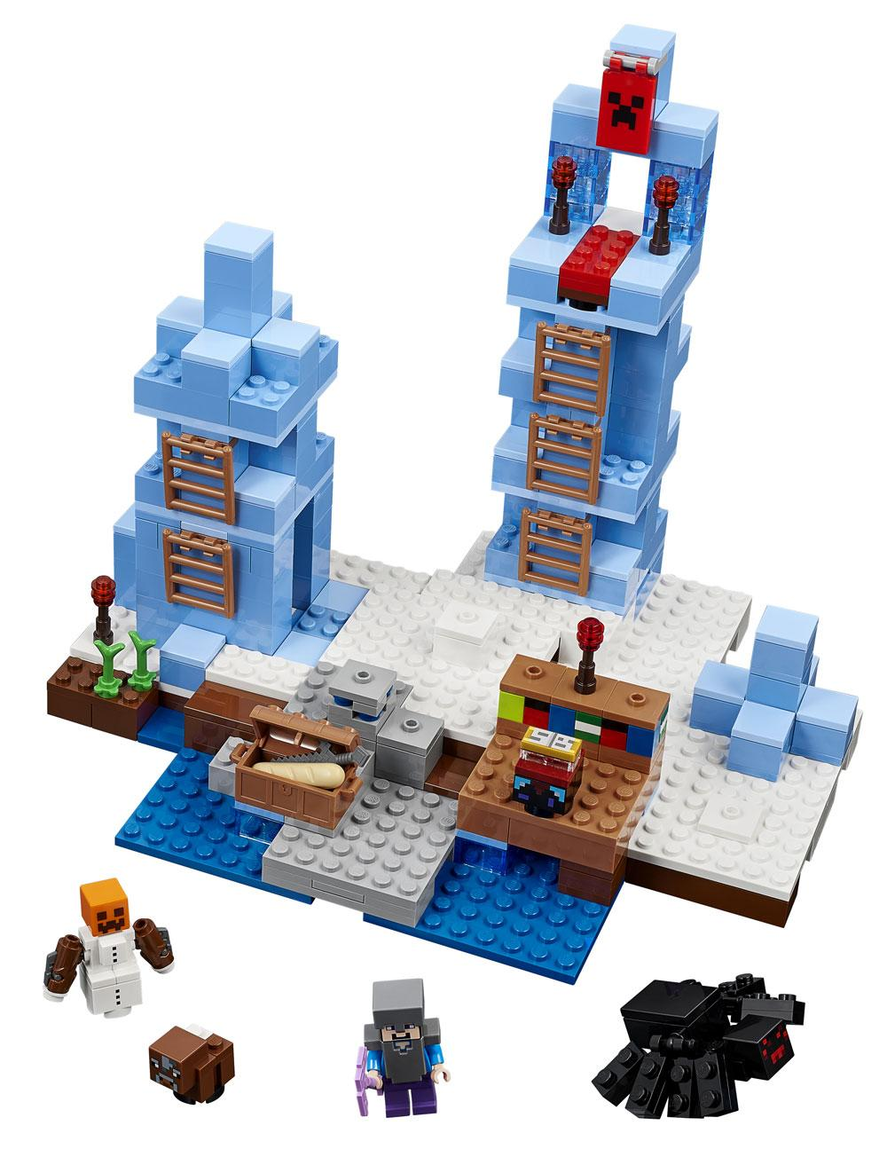 LEGO® Minecraft™ The Ice Spikes