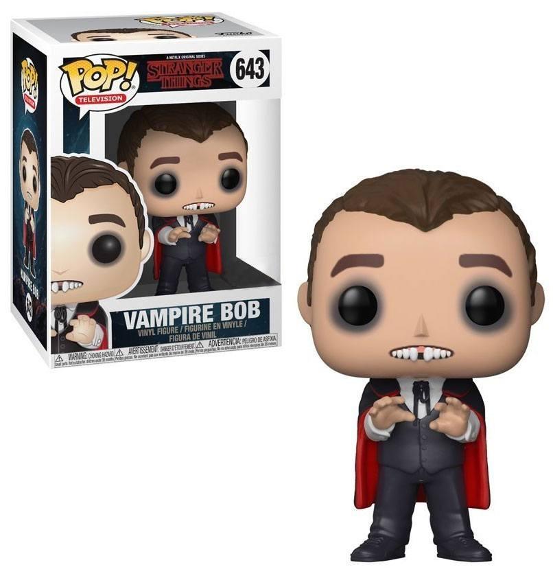 Stranger Things POP! Movies Vinyl Figure Vampire Bob 9 cm