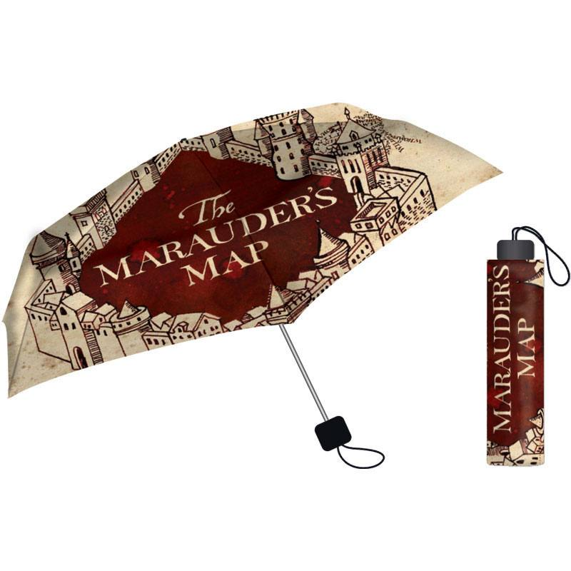 Harry Potter Umbrella Marauder's Map