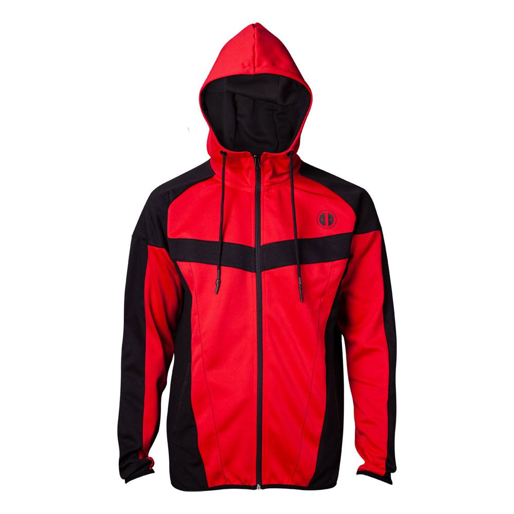 Marvel Hooded Sweater Deadpool Classic Style Size L