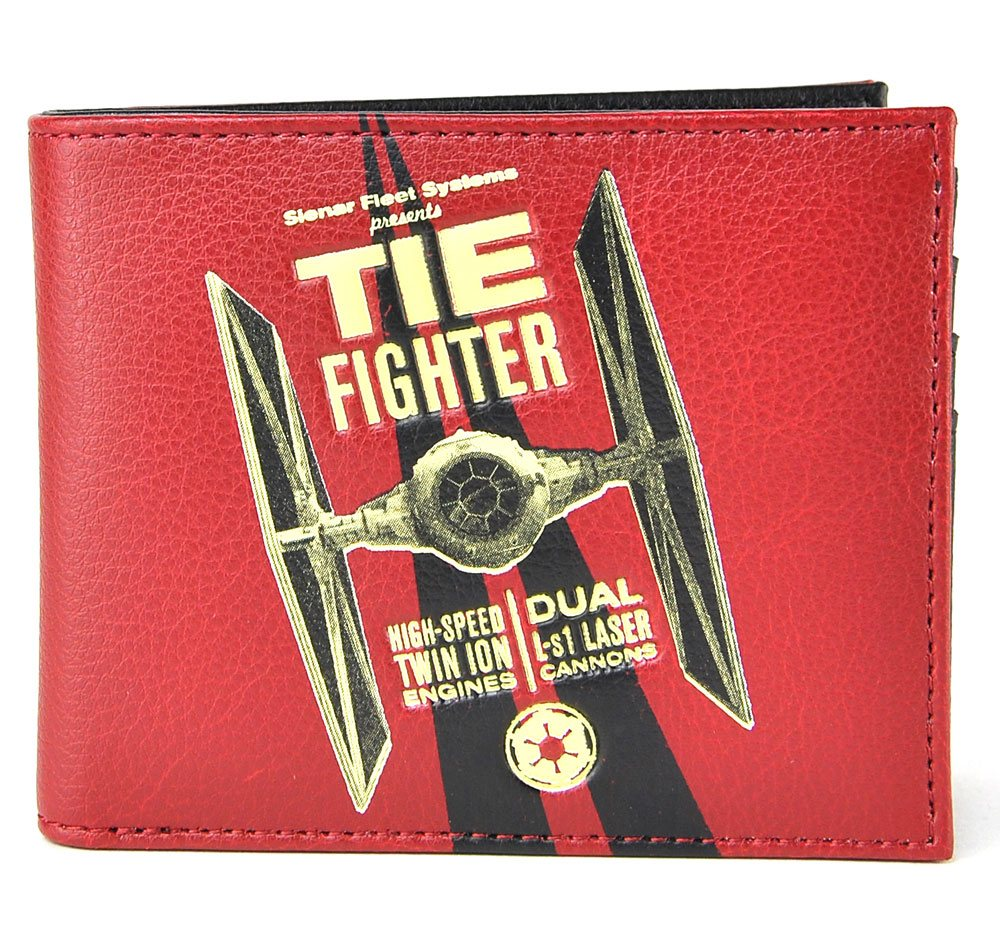 Star Wars Wallet Tie Fighter