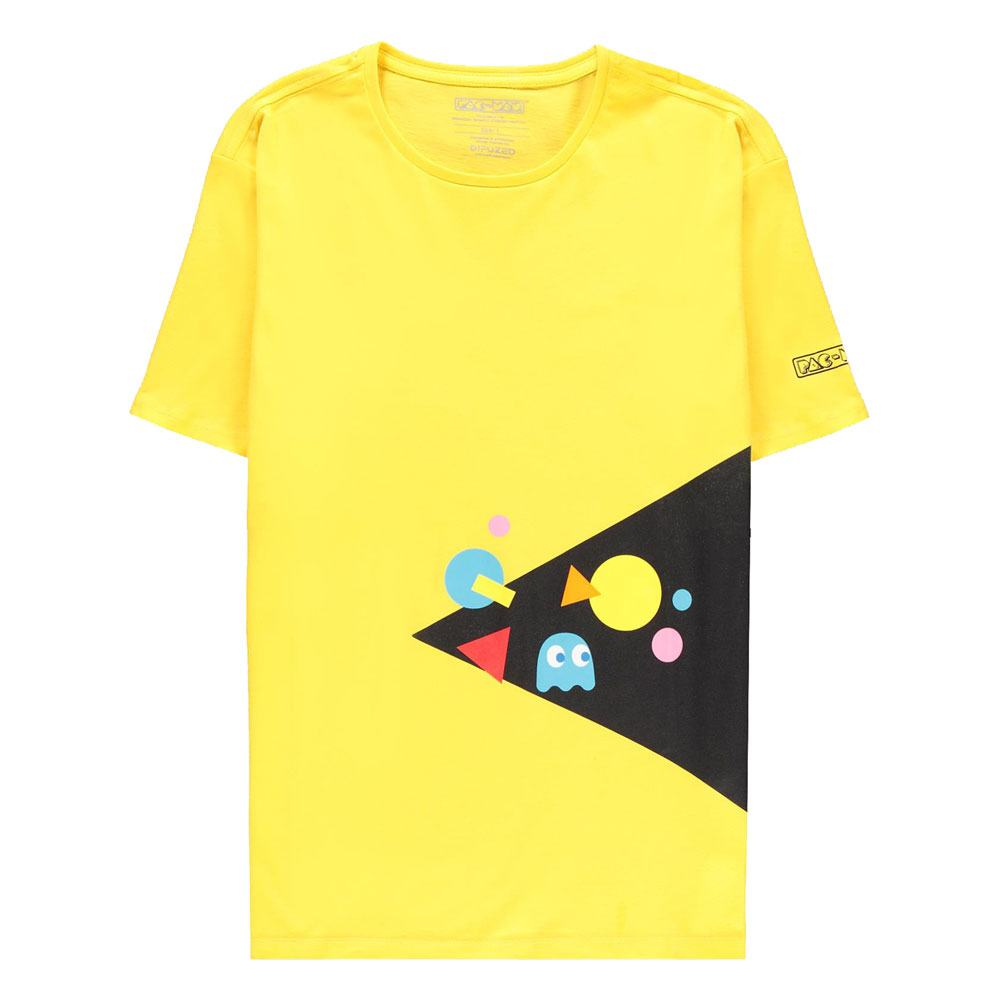 Pac-Man T-Shirt Characters Size M