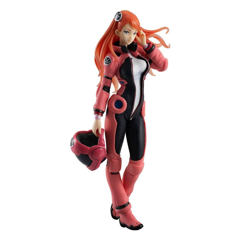 Mobile Suit Gundam GGG Statue Recongista Aida Sulgan: Long Hair Ver. 16 cm