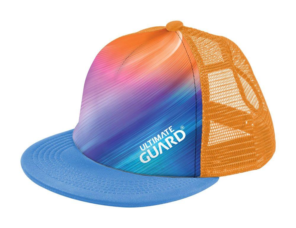 Ultimate Guard Mesh Cap Blue/Orange