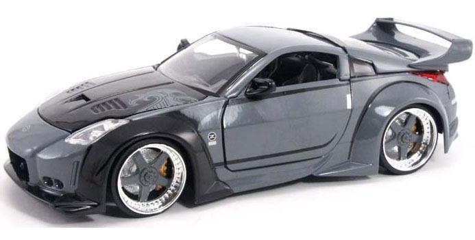 Fast & Furious Tokyo Drift Diecast Model 1/24 DK's Nissan 350Z