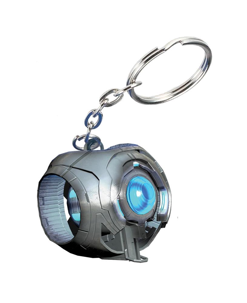 Halo 4 Vinyl Keychain Guilty Spark 4 cm