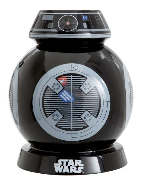 Star Wars Episode VIII Cookie Jar with Sound First Order BB Unit