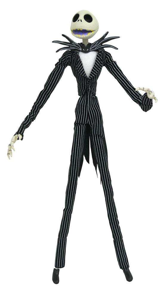 Nightmare before Christmas Silver Anniversary Action Figure Jack 25 cm