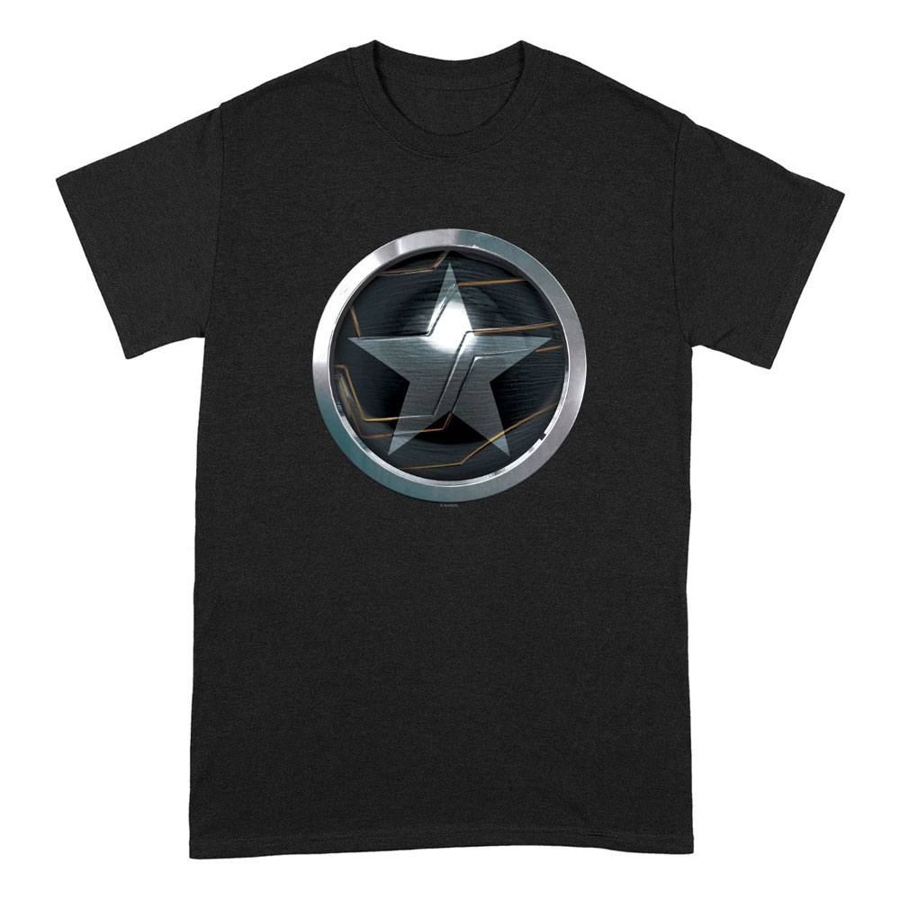 The Falcon and the Winter Soldier T-Shirt Star Emblem Size M