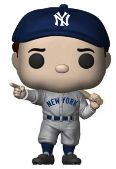 Baseball POP! Sports Vinyl Figure Babe Ruth 9 cm