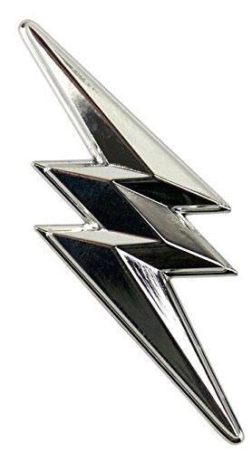 Power Rangers Metal Pin Thunderbolt