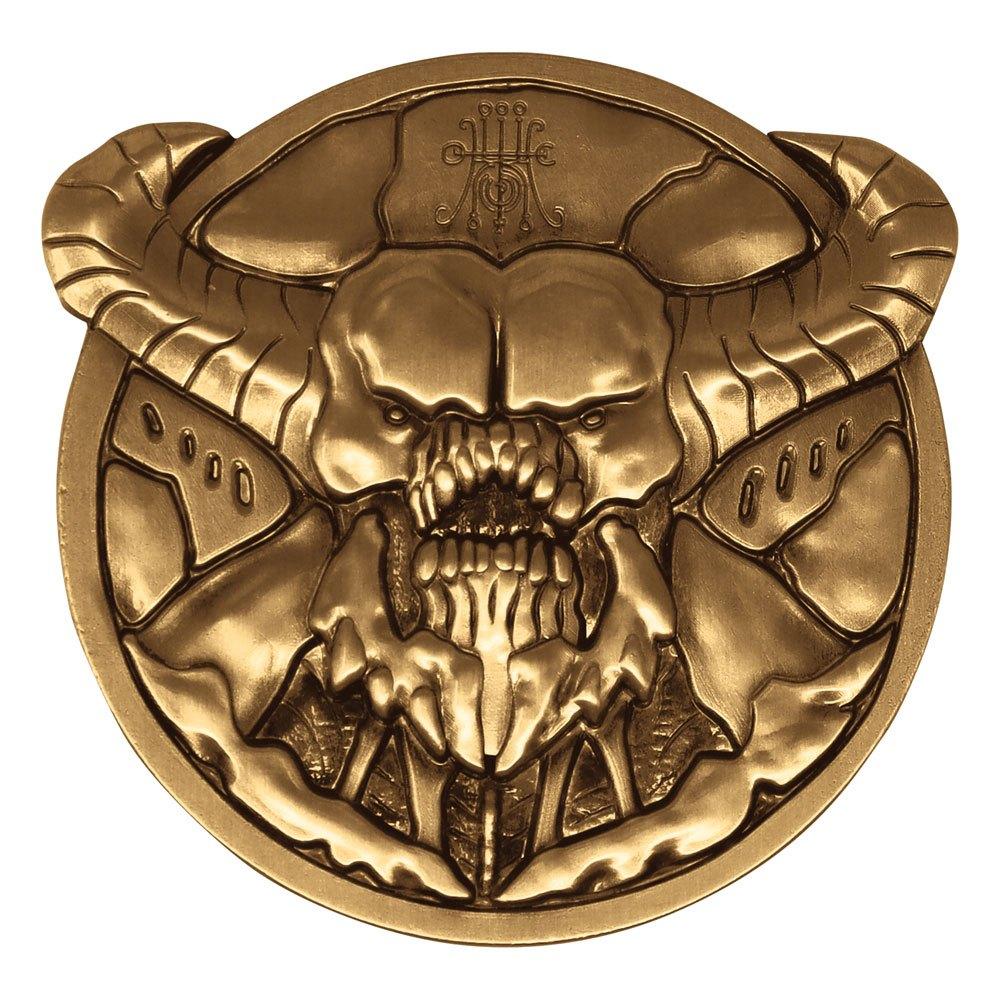 Doom Medallion Baron Level Up Limited Edition