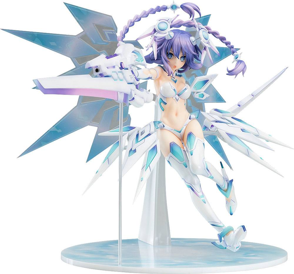 Hyperdimension Neptunia Statue 1/7 Purple Heart Lilac Cool 25 cm