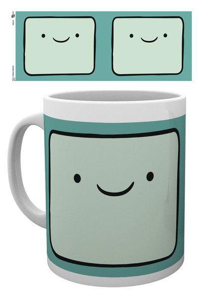 Adventure Time Mug BMO Face