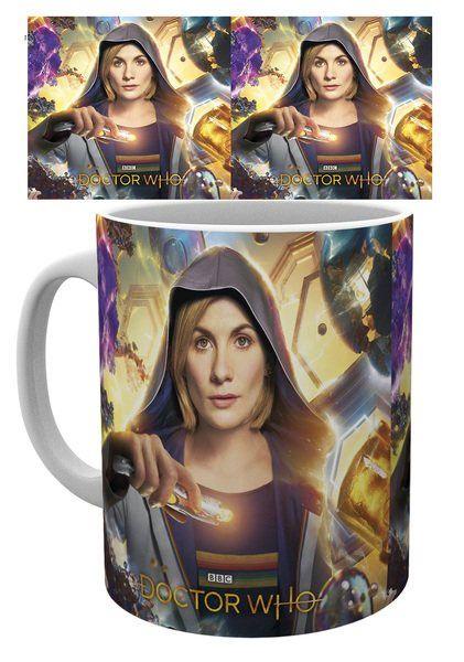 Doctor Who Mug Universe Calling