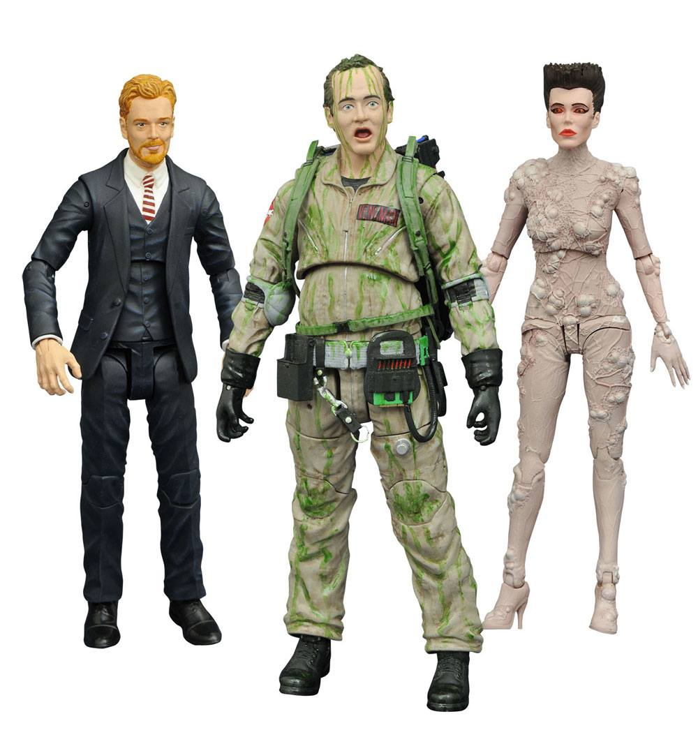 Ghostbusters Select Action Figures 18 cm Series 4 Assortment (6)