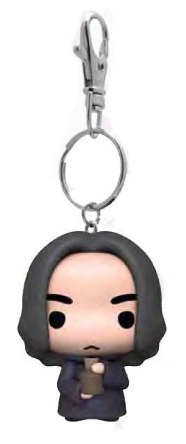 Harry Potter Chibi Mini Keychain Severus Snape 5 cm