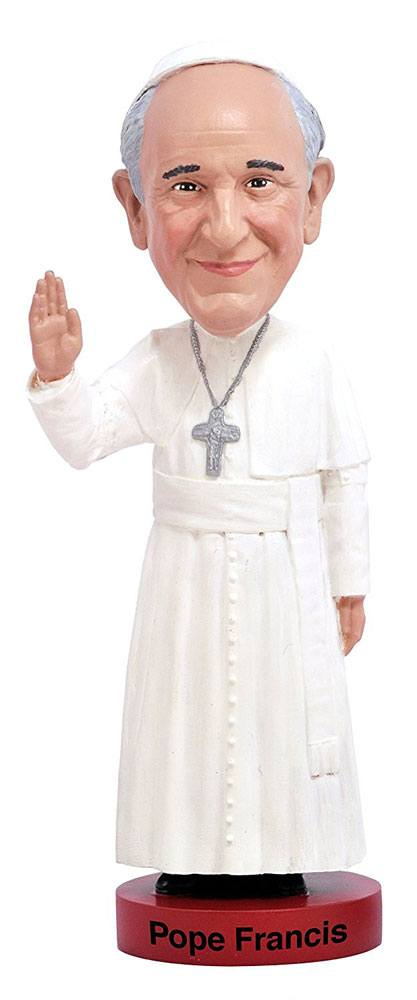 Pope Francis Bobble-Head 20 cm