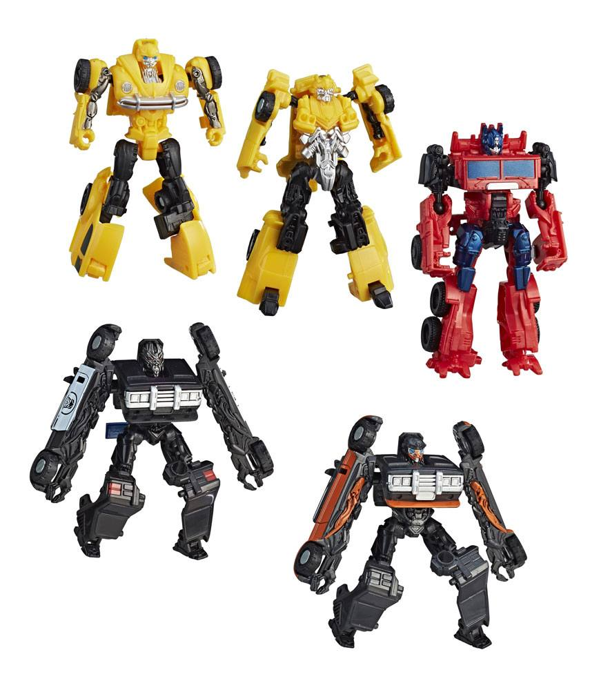 Transformers Bumblebee Energon Igniters Power Speed Action Figures 2018 Wave 2 Assortment (8)