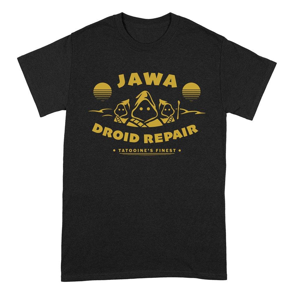 Star Wars T-Shirt Jawa Droid Repair Size L