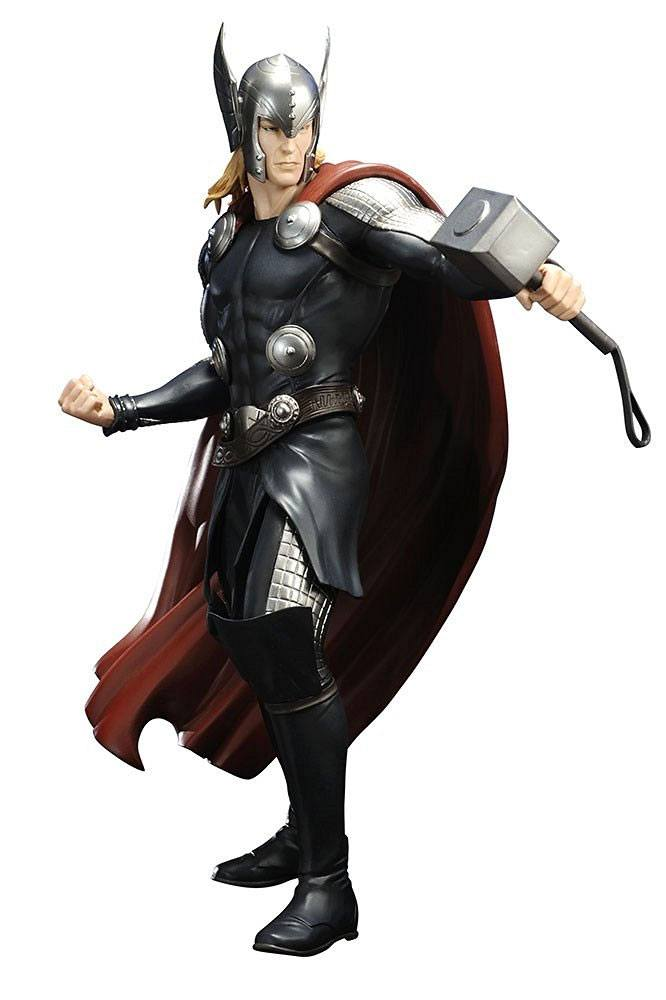 Marvel Comics ARTFX+ PVC Statue 1/10 Thor (Avengers Now) 21 cm --- DAMAGED PACKAGING