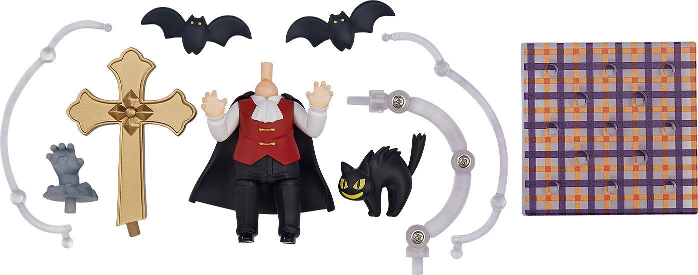 Nendoroid More Decorative Parts for Nendoroid Figures Halloween Set Male Ver.
