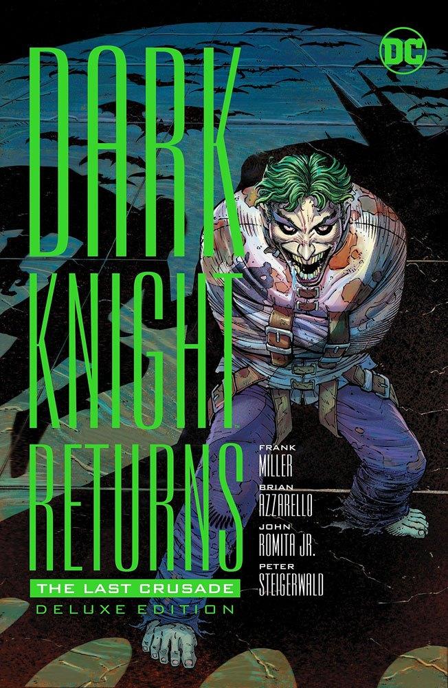 DC Comics Comic Book Dark Knight Returns The Last Crusade by Frank Miller english