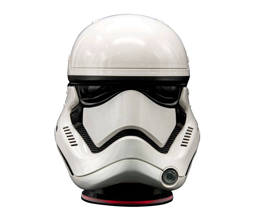 Star Wars Episode VII Bluetooth Speaker 1/1 Stormtrooper Helmet 29 cm