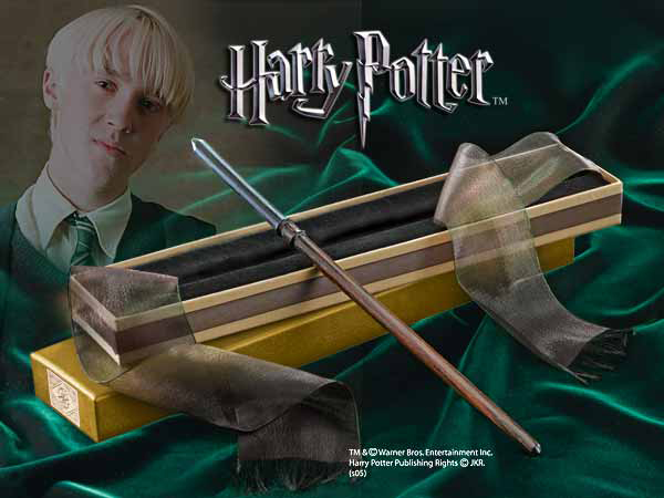Harry Potter Wand Draco Malfoy 35 cm